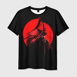 Футболка мужская Сила самурая цвета 3D — фото 1