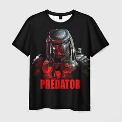 Футболка мужская Iron Predator цвета 3D — фото 1