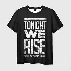 Мужская 3D-футболка с принтом Skillet: We Rise, цвет: 3D, артикул: 10142762103301 — фото 1