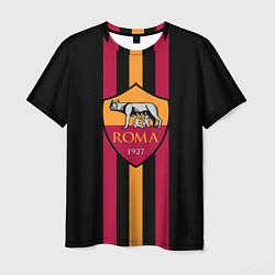 Футболка мужская FC Roma 1927 цвета 3D — фото 1