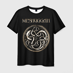 Футболка мужская Meshuggah цвета 3D-принт — фото 1