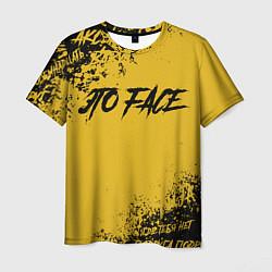 Футболка мужская FACE цвета 3D — фото 1