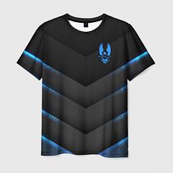 Футболка мужская Halo цвета 3D — фото 1