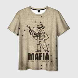 Футболка мужская Mafia 2 цвета 3D — фото 1
