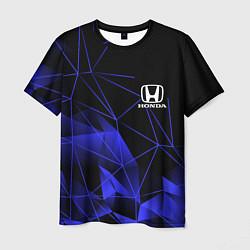 Мужская 3D-футболка с принтом HONDA, цвет: 3D, артикул: 10249039503301 — фото 1