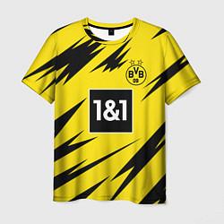 Футболка мужская Reus Borussia Dortmund 20-21 цвета 3D-принт — фото 1