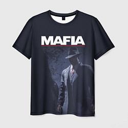 Футболка мужская Mafia цвета 3D-принт — фото 1