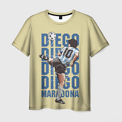 Футболка мужская Diego Diego цвета 3D — фото 1