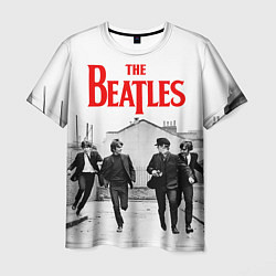 Футболка мужская The Beatles: Break цвета 3D — фото 1