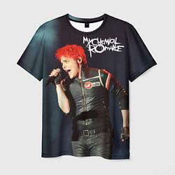 Футболка мужская Gerard Way цвета 3D — фото 1