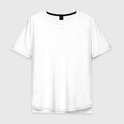 Футболка оверсайз мужская Northlane: Mesmer цвета белый — фото 1