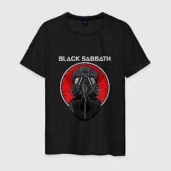 Футболка хлопковая мужская Black Sabbath: Toxic цвета черный — фото 1