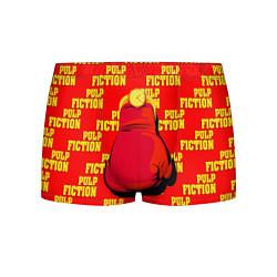 Трусы-боксеры мужские Pulp Fiction: Boxing glove цвета 3D — фото 1