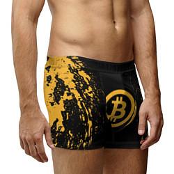 Трусы-боксеры мужские Bitcoin Master цвета 3D-принт — фото 2