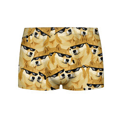 Трусы-боксеры мужские Doge: Deal with it цвета 3D — фото 1