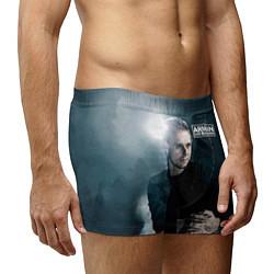 Трусы-боксеры мужские Armin Van Buuren цвета 3D-принт — фото 2