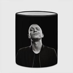 Кружка 3D Oxxxymiron цвета 3D-черный кант — фото 2