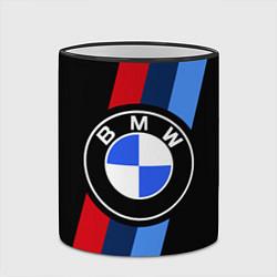 Кружка 3D BMW M: Black Sport цвета 3D-черный кант — фото 2