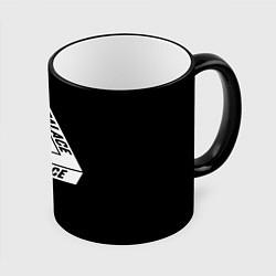 Кружка 3D Palace цвета 3D-черный кант — фото 1