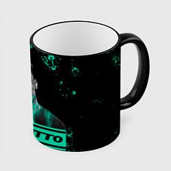 Кружка 3D NILETTO цвета 3D-черный кант — фото 1
