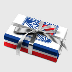 Бумага для упаковки New York Rangers цвета 3D — фото 2