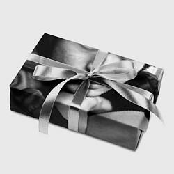 Бумага для упаковки Виктор Цой цвета 3D — фото 2
