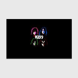 Бумага для упаковки KISS: Acid Colours цвета 3D-принт — фото 1