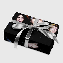 Бумага для упаковки My Chemical Romance цвета 3D — фото 2