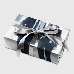 Бумага для упаковки Малдер и Скалли цвета 3D — фото 2