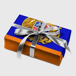 Бумага для упаковки Армения цвета 3D — фото 2
