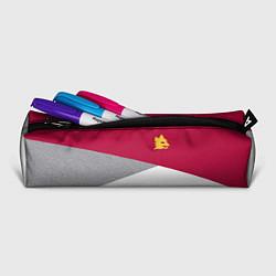 Пенал для ручек AS Roma Red Design 2122 цвета 3D-принт — фото 2