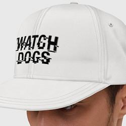 Кепка-снепбек Watch Dogs цвета белый — фото 1