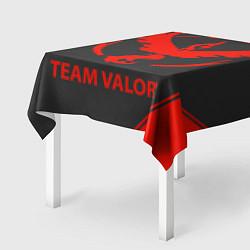 Скатерть для стола Pokemon Red Team цвета 3D — фото 2