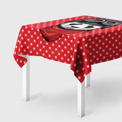 Скатерть для стола Панда пилот цвета 3D — фото 2