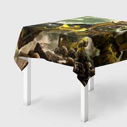 Скатерть для стола WH40k warboss цвета 3D — фото 2
