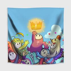 Скатерть для стола Fall Guys King цвета 3D — фото 1
