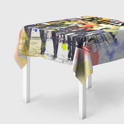 Скатерть для стола The Beatles: Colour Spray цвета 3D-принт — фото 2