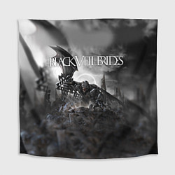 Скатерть для стола Black Veil Brides: Faithless цвета 3D — фото 1