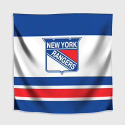 Скатерть для стола New York Rangers цвета 3D — фото 1