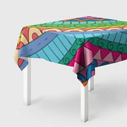 Скатерть для стола Рамадан цвета 3D — фото 2