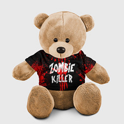 Игрушка-медвежонок Zombie Killer цвета 3D-коричневый — фото 1