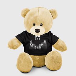 Игрушка-медвежонок BTS Jackie-O цвета 3D-желтый — фото 1