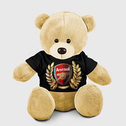 Игрушка-медвежонок Arsenal цвета 3D-желтый — фото 1
