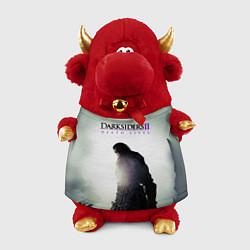Игрушка-бычок Darksiders II: Death Lives цвета 3D-красный — фото 1