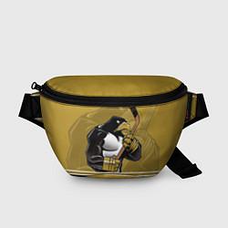 Поясная сумка Pittsburgh Penguins цвета 3D — фото 1