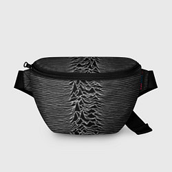 Поясная сумка Joy Division: Unknown Pleasures цвета 3D — фото 1