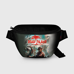 Поясная сумка Dead Island цвета 3D — фото 1