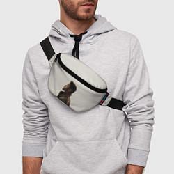 Поясная сумка The Weeknd цвета 3D-принт — фото 2