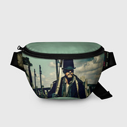 Поясная сумка Taboo цвета 3D — фото 1