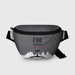 Поясная сумка Foo Fighters: Learn to fly цвета 3D — фото 1